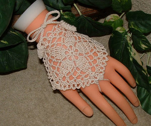 bracelets, chain, and wedding accessories image