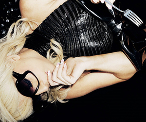 beautiful, Lady gaga, and the fame image