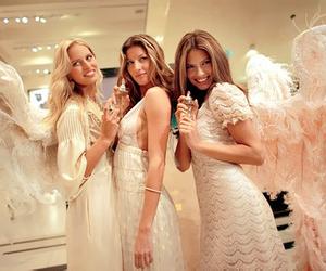 angel, Victoria's Secret, and Adriana Lima image