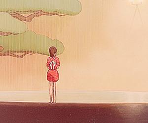 anime, studio ghibli, and sen to chihiro image