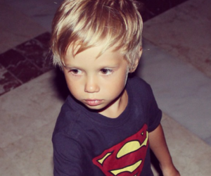 baby, superman, and cute image