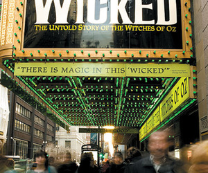 broadway and wicked image
