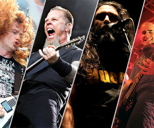 megadeth, metallica, and slayer image