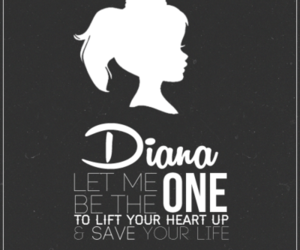one direction, diana, and 1d image