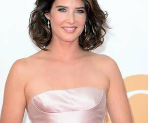 cobie smulders and emmy's 2013 image
