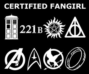 harry potter, doctor who, and lord of the rings image
