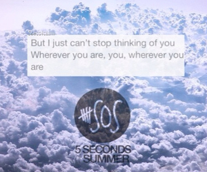 Lyrics, song lyric, and wherever you are image