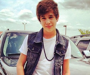 Austin and austin mahone image