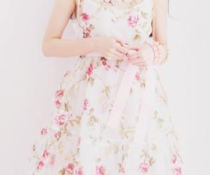 cute, dress, and fashion image