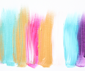 art, modern, and pastel image