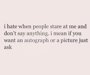 quotes, funny, and autograph image