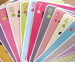 cards and colorful image