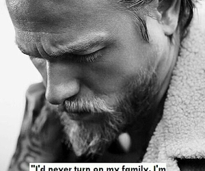 Charlie Hunnam, jax teller, and quotes image