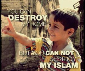 islam, muslim, and r4bia image