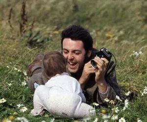Paul McCartney and photography image