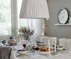 decoration, dinner, and arabia finland image