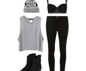 fashion, Polyvore, and grunge image