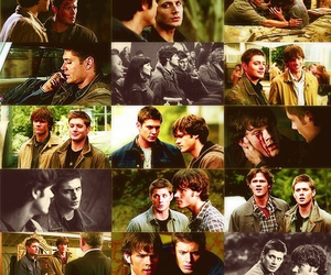dean, winchesters, and Sam image