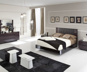 bedroom, bedroom ideas, and home decor image