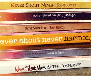 never shout never sunflower album