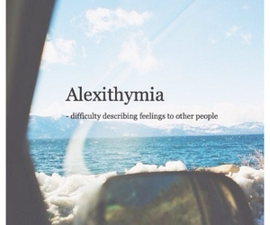 feelings, quotes, and alexithymia image