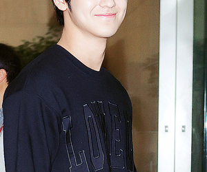 actor, kim bum, and model image