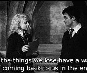 harry potter, quote, and luna lovegood image