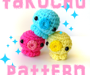 amigurumi, crochet, and japanese image