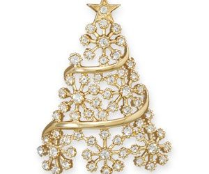 christmas tree, jewelry, and slide image