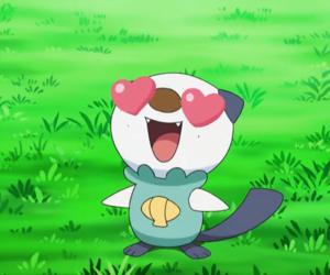 pokemon and oshawott image