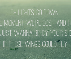 birdy, Lyrics, and wings image