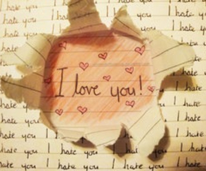 love, you, and I Love You image