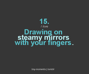 mirror, quote, and draw image