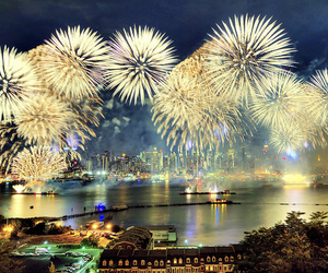fireworks, beautiful, and photography image