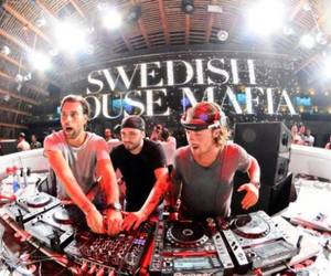 swedish house mafia, shm, and music image