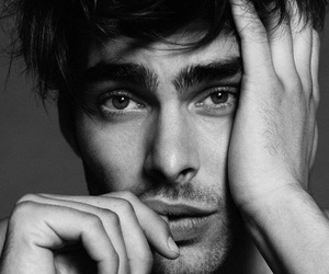 model, Jon Kortajarena, and Hot image