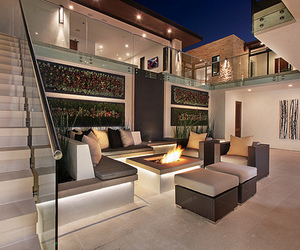 dream home, garden, and house image
