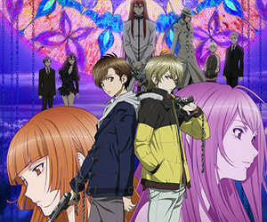 anime, zetsuen no tempest, and aika fuwa image