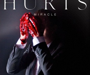 album, hurts, and miracle image