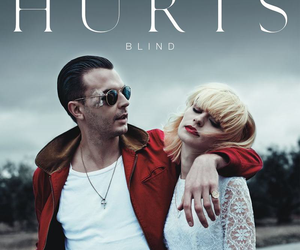 album, blind, and hurts image