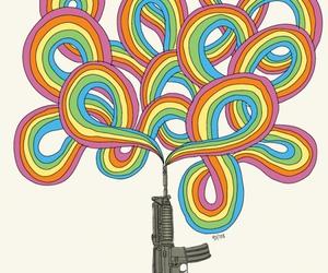 guns and rainbows image