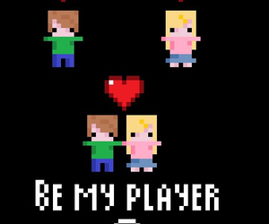 couple, forever, and gamer image