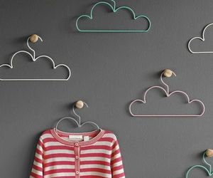 clouds and hanger image