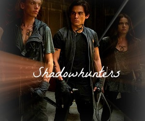 the mortal instruments, alec lightwood, and jace wayland image