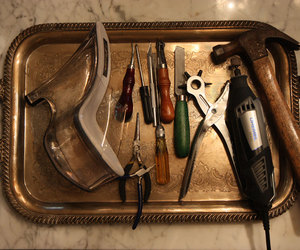 tools shoes girly butch image