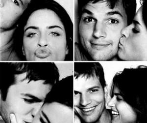 love, ashton kutcher, and couple image