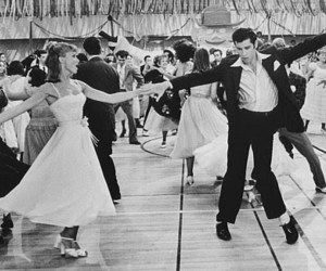 grease and dance image
