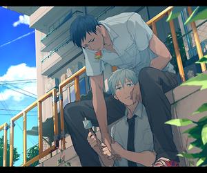 art, crying, and tetsuya image