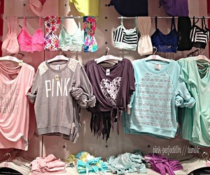 pink, clothes, and girly image