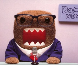 domo, domo kun, and news image